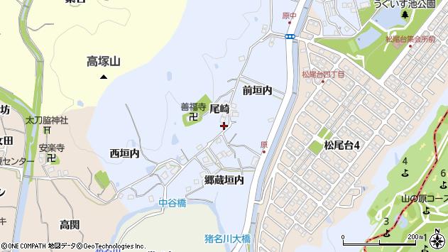 〒666-0242 兵庫県川辺郡猪名川町原の地図