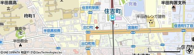 シヤレード周辺の地図