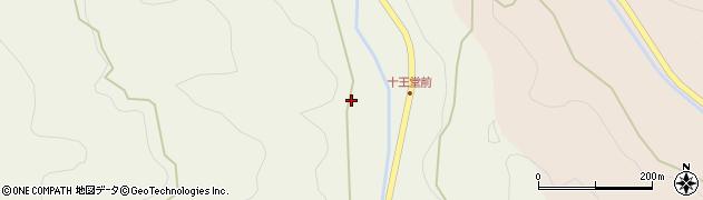 愛知県岡崎市大代町(コテギ)周辺の地図