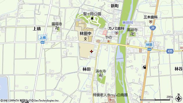 〒679-4206 兵庫県姫路市林田町林田の地図