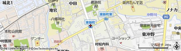 愛知県新城市屋敷周辺の地図
