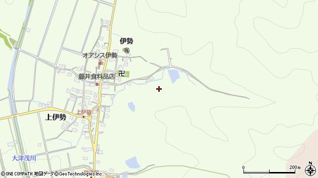 〒679-4232 兵庫県姫路市林田町上伊勢の地図