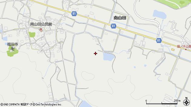 〒679-2113 兵庫県姫路市山田町南山田の地図
