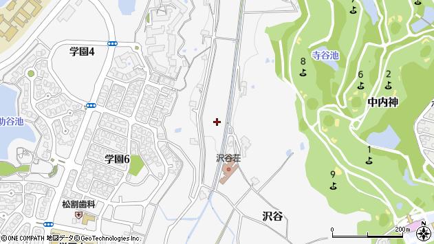 〒669-1335 兵庫県三田市沢谷の地図
