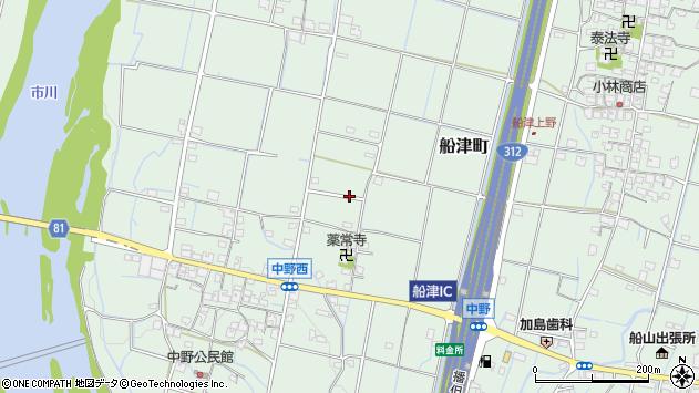 〒679-2101 兵庫県姫路市船津町の地図