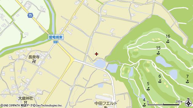 〒673-1304 兵庫県加東市長貞の地図
