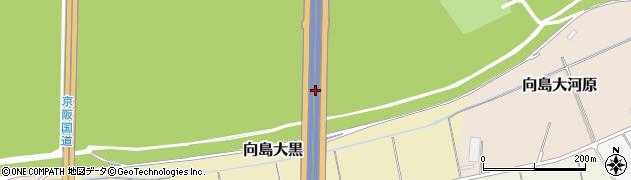 京都府京都市伏見区向島大黒周辺の地図