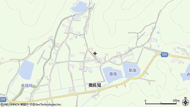 〒679-4223 兵庫県姫路市林田町奥佐見の地図