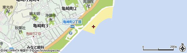 愛知県半田市神前町周辺の地図
