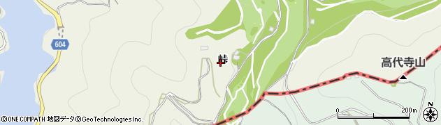 兵庫県川西市横路周辺の地図
