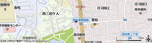 三河屋周辺の地図