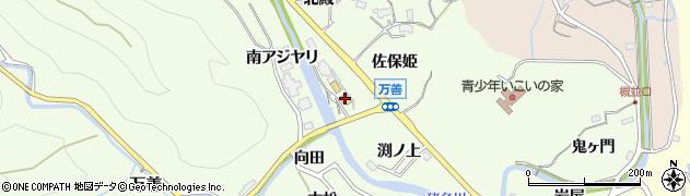 道の駅いながわ周辺の地図