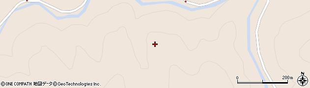 愛知県岡崎市東河原町(引欠沢)周辺の地図