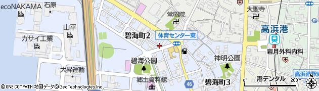 みどり寿司 注文受付周辺の地図