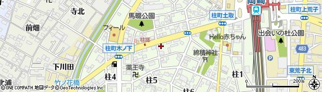 リリーフライ周辺の地図