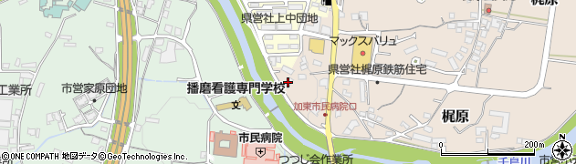 東栄運輸株式会社社営業所周辺の地図