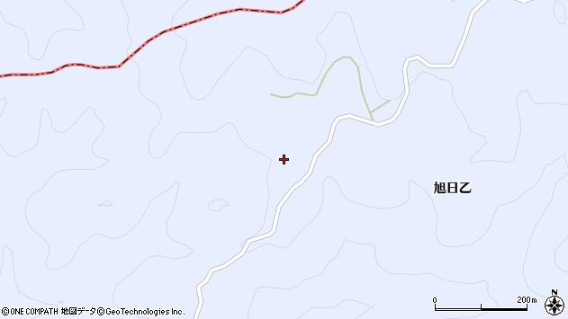 〒678-1261 兵庫県赤穂郡上郡町旭日の地図