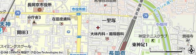 明峰ハイツ周辺の地図