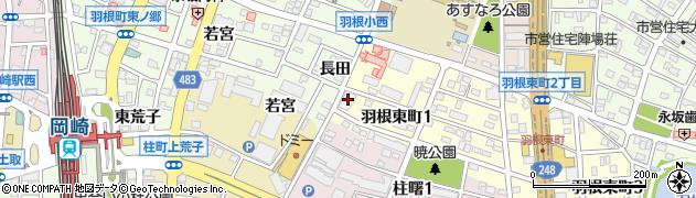 くるみ周辺の地図