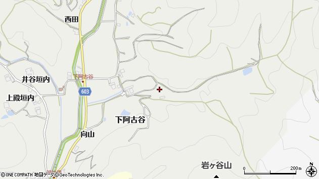 〒666-0237 兵庫県川辺郡猪名川町下阿古谷の地図