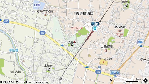 〒679-2162 兵庫県姫路市香寺町野田の地図