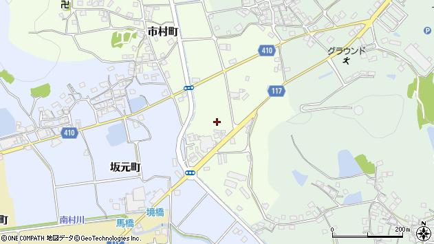 〒675-2337 兵庫県加西市市村町の地図
