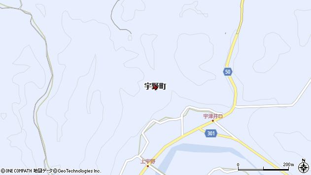 〒695-0102 島根県浜田市宇野町の地図