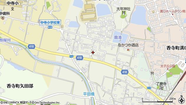 〒679-2163 兵庫県姫路市香寺町土師の地図