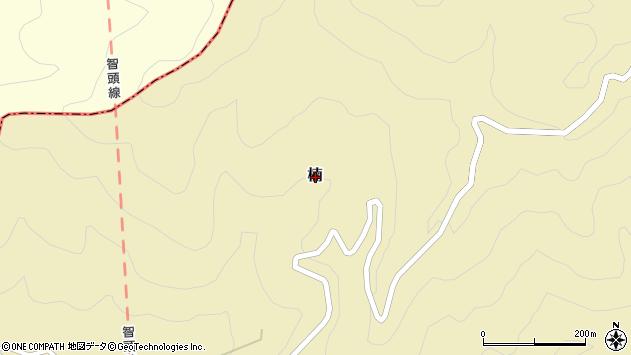 〒678-1271 兵庫県赤穂郡上郡町楠の地図