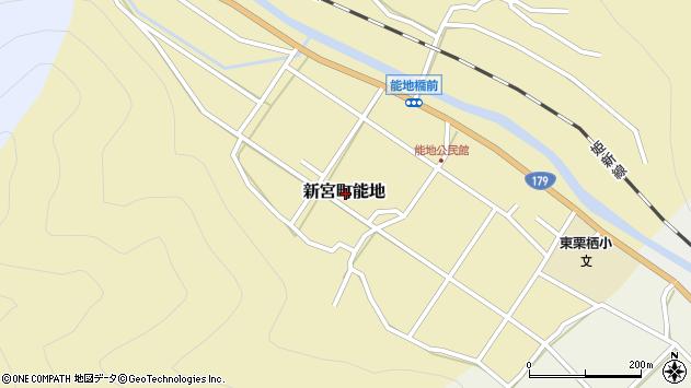 〒679-4341 兵庫県たつの市新宮町能地の地図