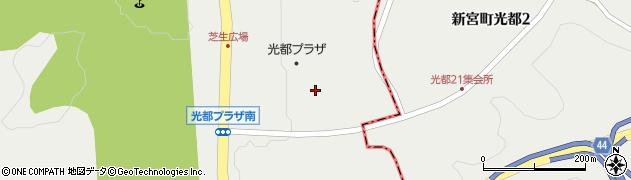 西播磨出会いサポートセンター周辺の地図