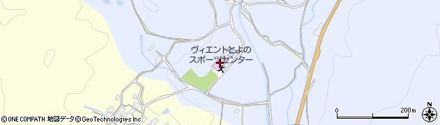 コスモスの里周辺の地図