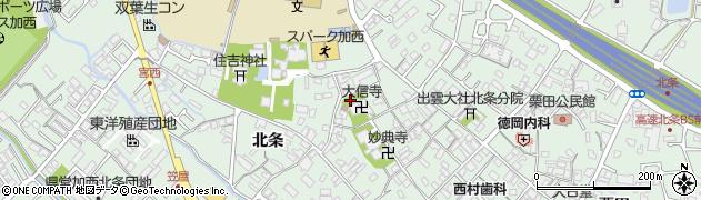 磯部神社周辺の地図