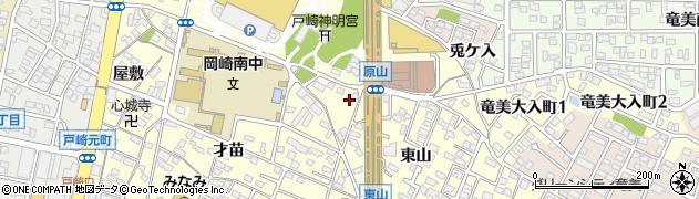 とんかつ壱番屋周辺の地図