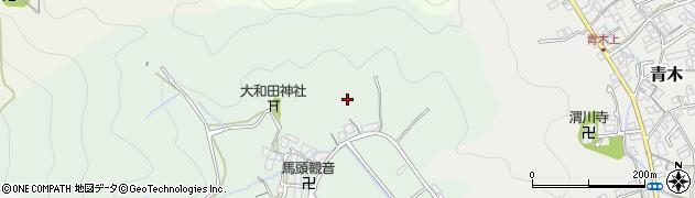 静岡県静岡市駿河区大和田周辺の地図
