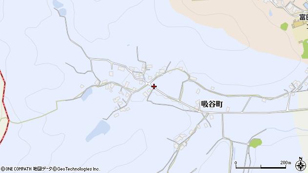 〒675-2363 兵庫県加西市吸谷町の地図