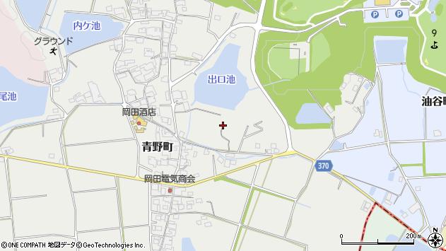 〒675-2413 兵庫県加西市青野町の地図