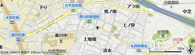 リキ餃子飯店周辺の地図