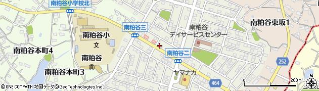 コーヒーハウスシユガー周辺の地図