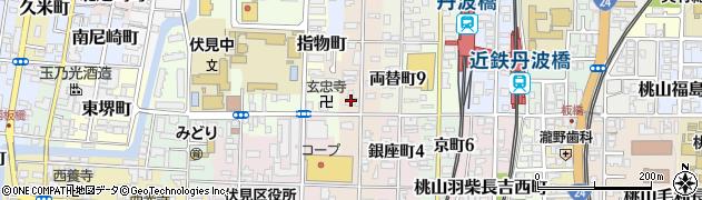 泉経寺周辺の地図