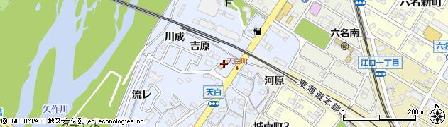 居酒屋柊周辺の地図
