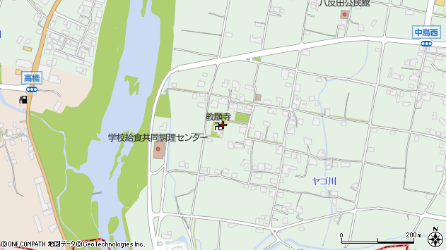〒679-2203 兵庫県神崎郡福崎町南田原の地図