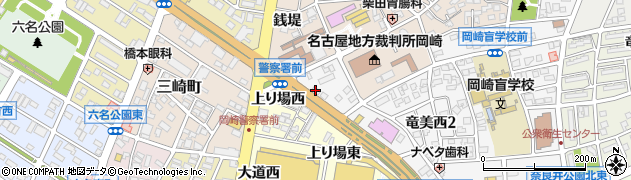 BIGBELピザ周辺の地図