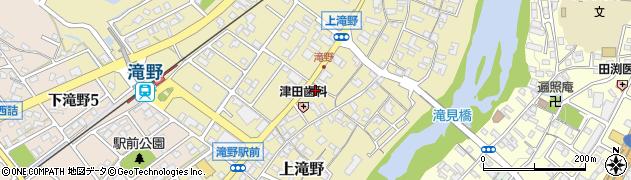 滝野郵便局 ATM周辺の地図