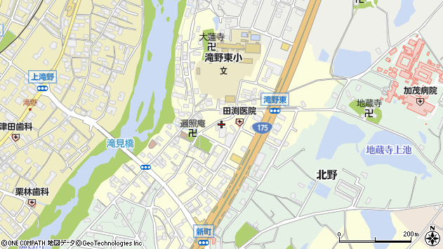 〒679-0204 兵庫県加東市新町の地図