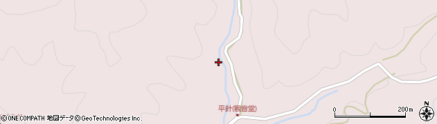 愛知県岡崎市夏山町(香木)周辺の地図