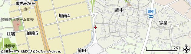 葵周辺の地図