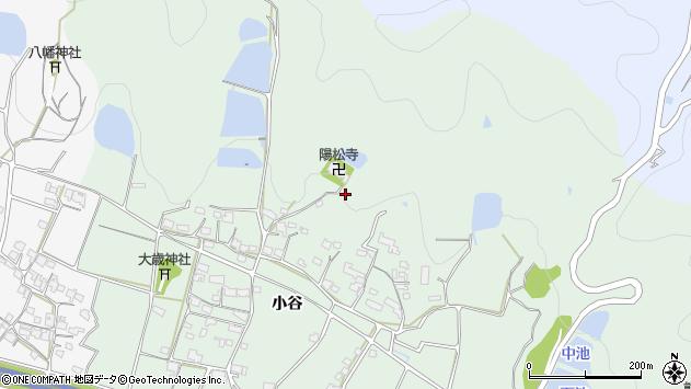 〒675-2301 兵庫県加西市北条町小谷の地図