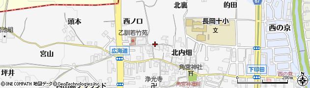 市 天気 長岡京