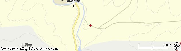 京都府亀岡市東別院町東掛(坂頭)周辺の地図